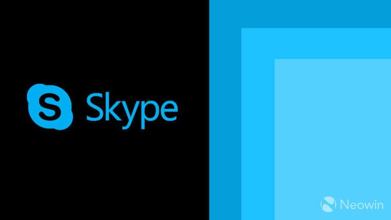 Skype meting